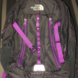 THE NORTH FACE Surge II laptop backpack